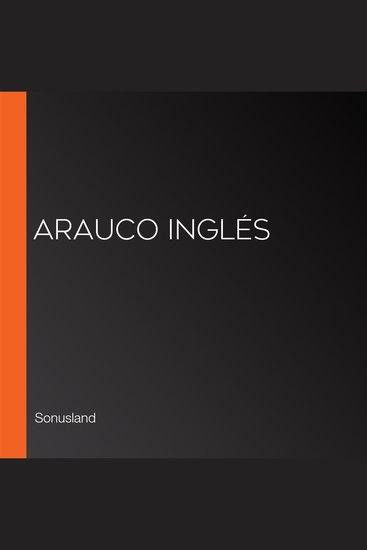 Arauco Inglés - cover