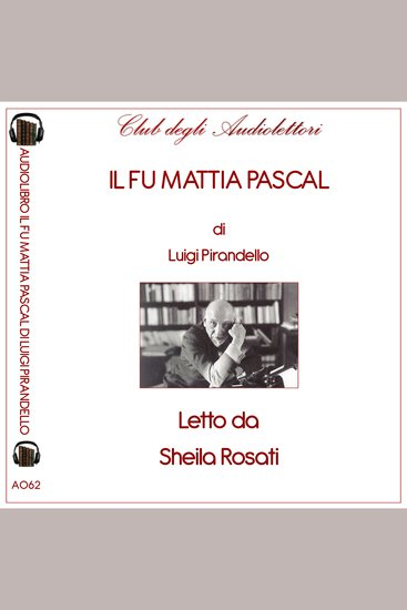 Il Fu Mattia Pascal - cover