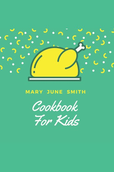 Cookbook for Kids - cover