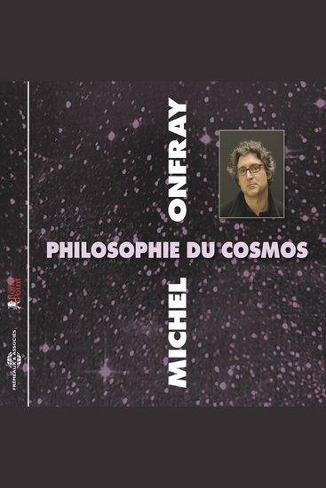 Philosophie du Cosmos - cover