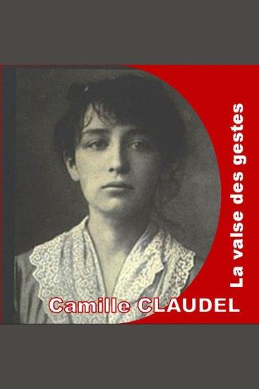 Camille Claudel - cover