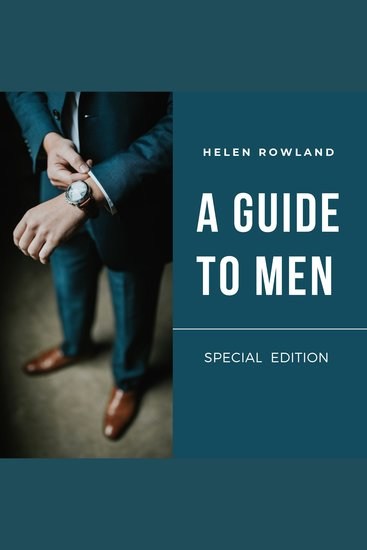 A Guide to Men - Special Edition - cover