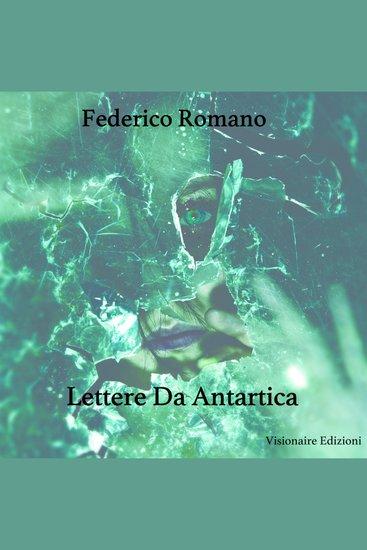 Lettere Da Antartica - cover
