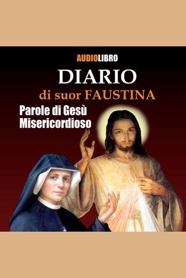 Diario di suor Faustina - Parole di Gesù Misericordioso - cover