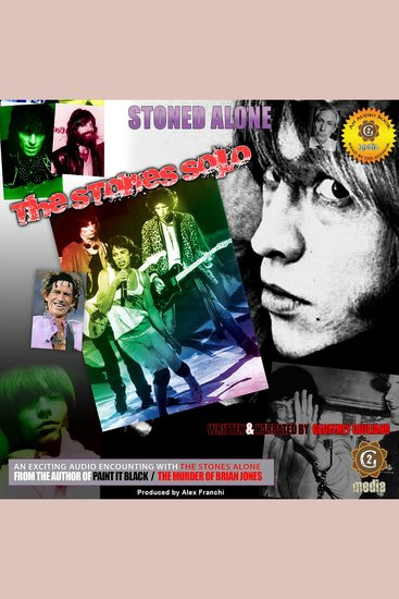 Stoned Alone - The Stones Solo - cover