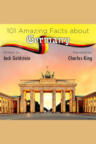 101 Amazing Facts about Germany - cover