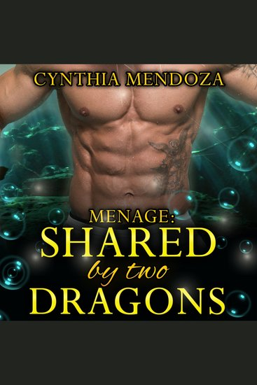 Shared by two Dragons - Alpha Billionaire Dragon Shifter Romance - cover