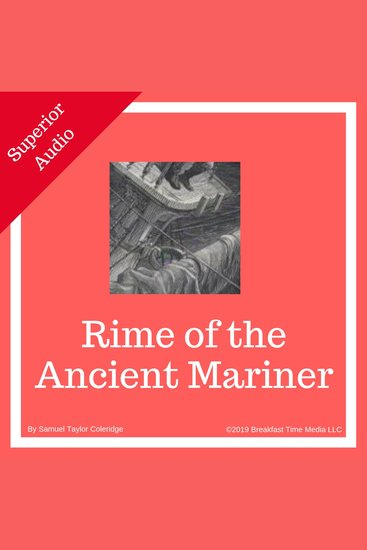 Rime of the Ancient Mariner - cover