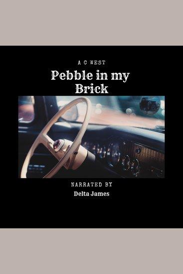 Pebble in my Brick - cover
