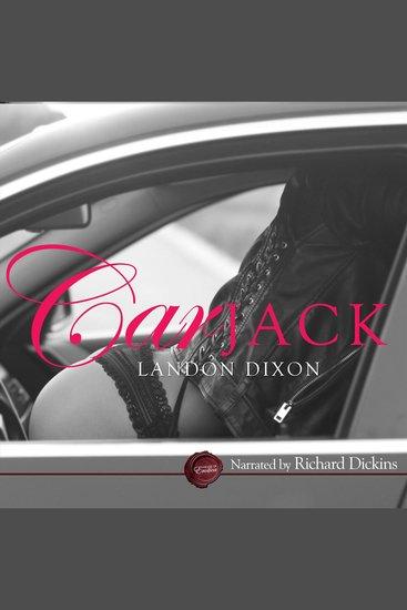 Car Jack - An Erotic Short Story - cover