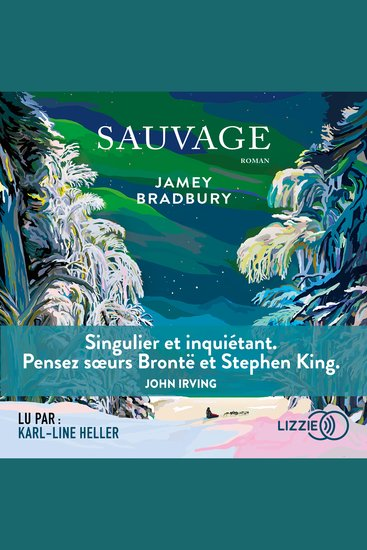 Sauvage - cover