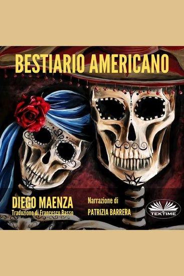 Bestiario Americano - cover