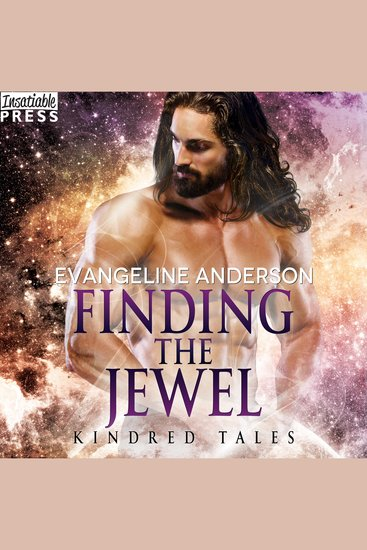 Finding the Jewel - A Kindred Tales Novel - cover