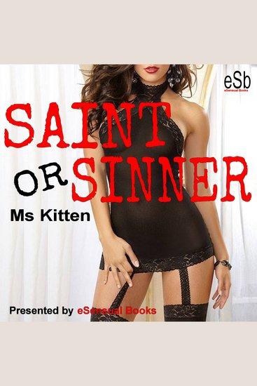 Saint or Sinner - cover