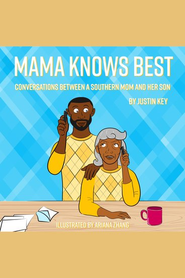 Mama Knows Best - Conversations Between a Southern Mom and Her Son - cover