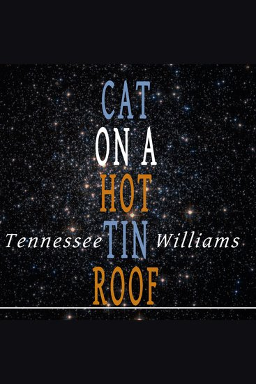 Cat on a Hot Tin Roof - cover