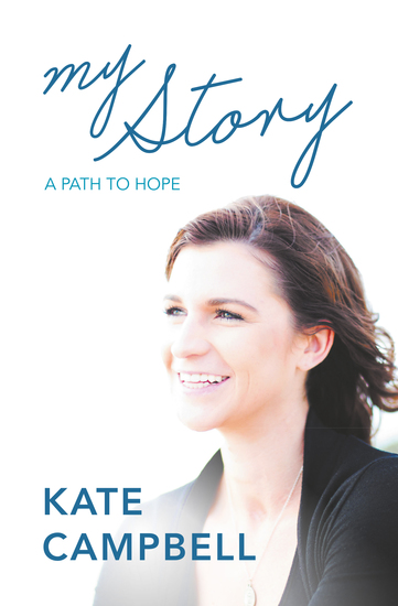 My Story - A path to hope - cover