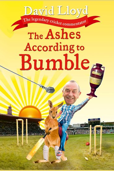 The Ashes According to Bumble - cover