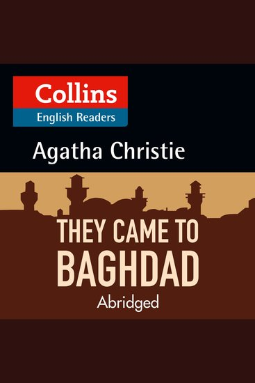 They Came to Baghdad - B2 - cover
