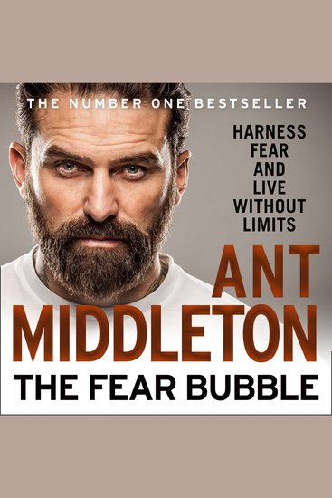 The Fear Bubble - Harness Fear and Live Without Limits - cover