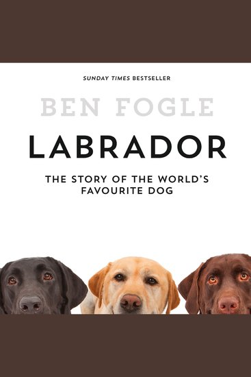 Labrador: The Story of the World's Favourite Dog - cover