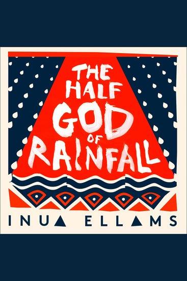 The Half-God of Rainfall - cover