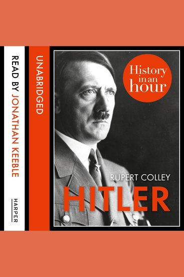 Hitler: History in an Hour - cover