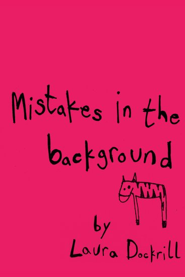 Mistakes In The Background - cover