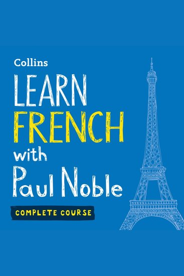 Learn French with Paul Noble - cover
