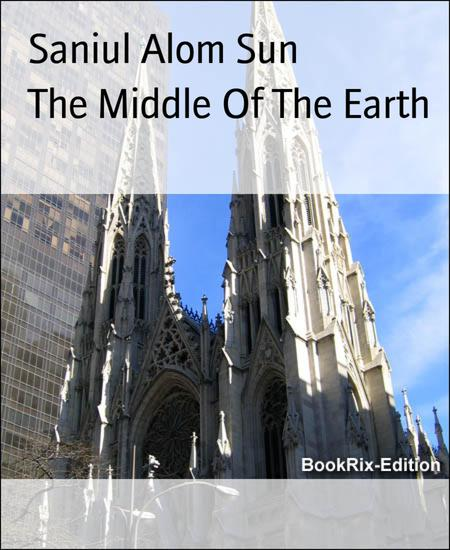 The Middle Of The Earth - cover