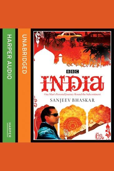 India with Sanjeev Bhaskar - cover