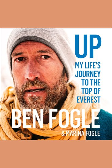 Up - My Life Journey to the Top of Everest - cover
