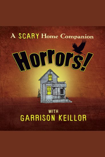 Horrors! - cover