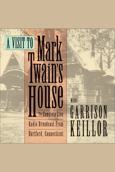 A Visit to Mark Twain's House - cover