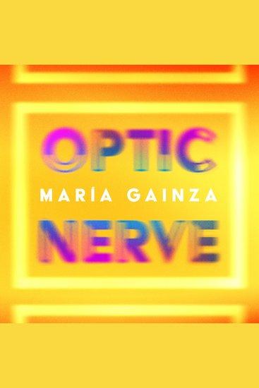 Optic Nerve - cover