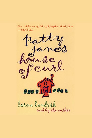 Patty Jane's House of Curl - cover
