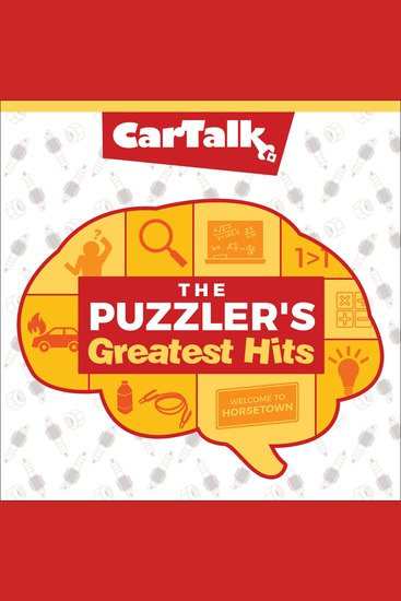 Car Talk: The Puzzler's Greatest Hits - cover