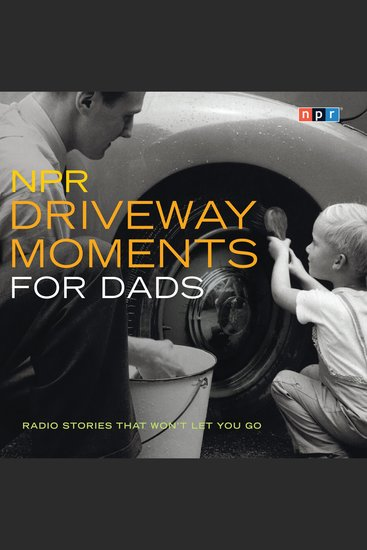 NPR Driveway Moments for Dads - Radio Stories That Won't Let You Go - cover