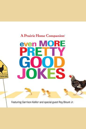 Even More Pretty Good Jokes - cover