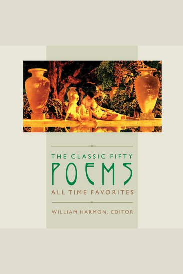 The Classic Fifty Poems - cover