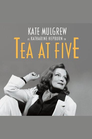 Tea at Five - cover