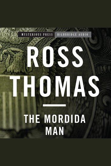 The Mordida Man - cover
