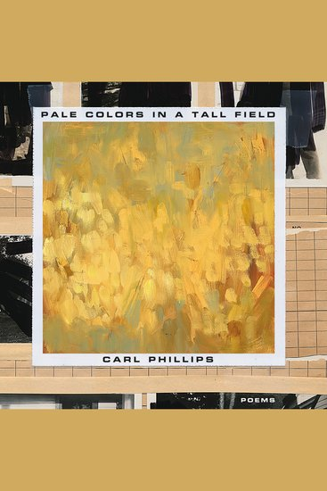 Pale Colors In A Tall Field - Poems - cover