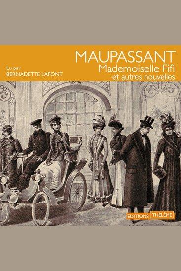 Mademoiselle Fifi - et autres nouvelles - cover