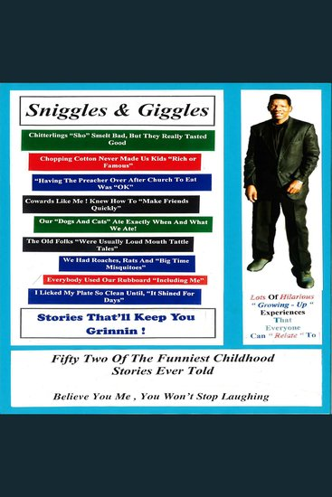 Sniggles and Giggles - cover