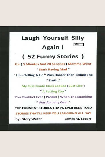 Laugh Yourself Silly - cover