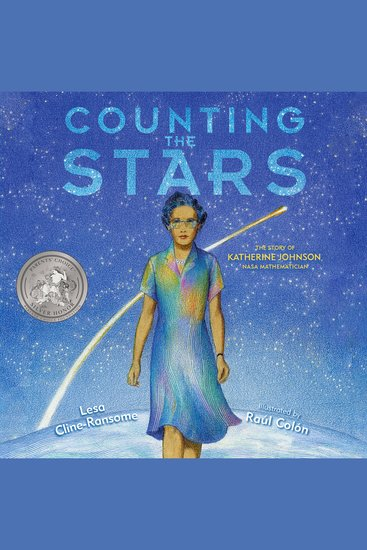 Counting the Stars - The Story of Kathrine Johnson NASA Mathematician - cover