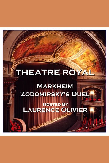 Theatre Royal - Markheim & Zodomirsky's Duel - Episode 5 - cover
