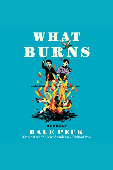 What Burns - cover
