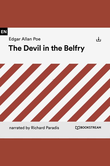 The Devil in the Belfry - cover